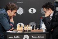Россиянин Карякин выиграл турнир претендентов по шахматам