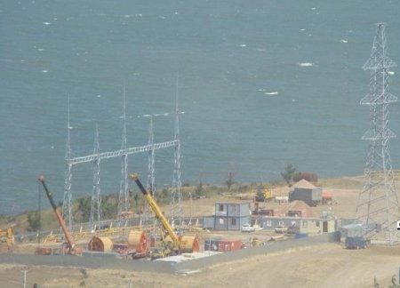 Крымский энергомост запущен на полную мощность.