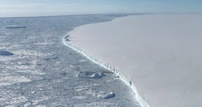 Один из крупнейших ледников Антарктиды скоро может разрушиться.