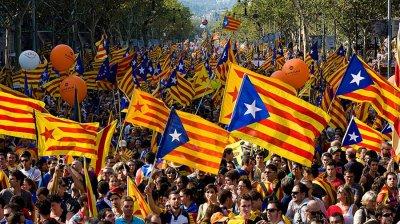 Выборы в региональный парламент Каталонии