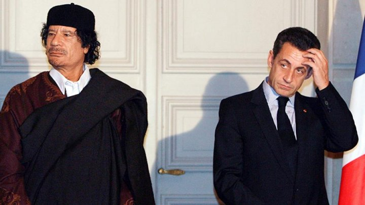 Экс-президент Франции Николя Саркази задержан по обвинениям в получении денег от Муаммара Каддафи