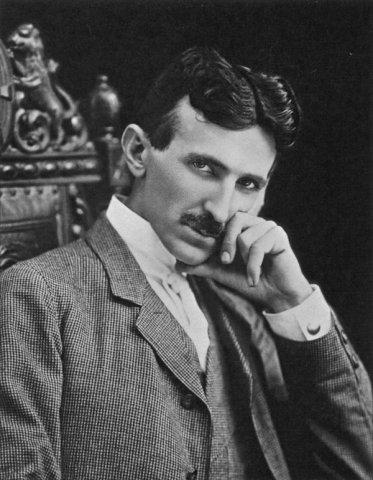 """""""Вам знакомо выражение «выше головы не прыгнешь»? Это заблуждение. Человек может все."""" (Никола Тесла)"""