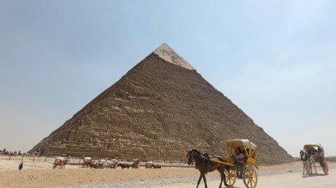 Физики открыли тайну пирамиды Хеопса?