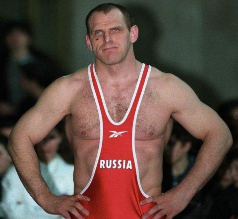 Герои спорта. Карелин, Александр Александрович.