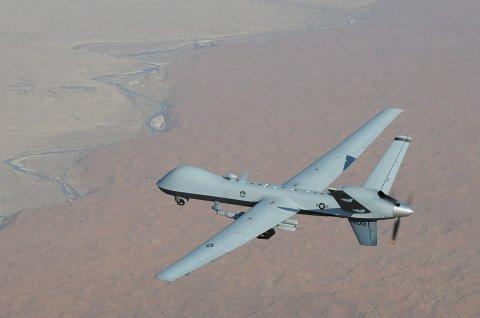 США провели испытания дрона MQ-9 Reaper в воздушном бою