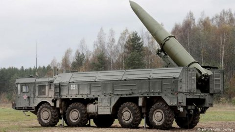 Почему США требуют от России отказаться от ракет 9М729?