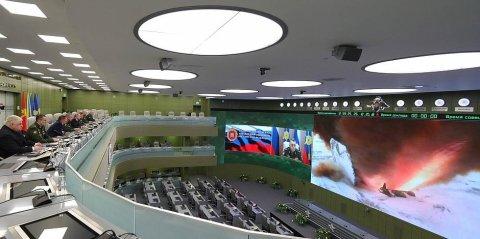 Новое стратегическое оружие: в Росии испытан комплекс «Авангард»