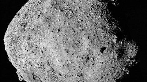 На орбиту астероида Бенну вышел спутник