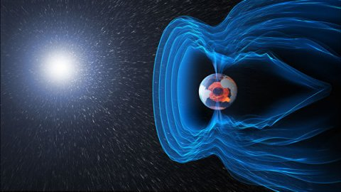Северный полюс смещается с аномальной скоростью