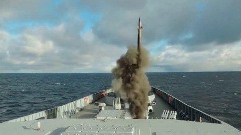Новый российский корабельный ЗРК «Полимент-Редут»