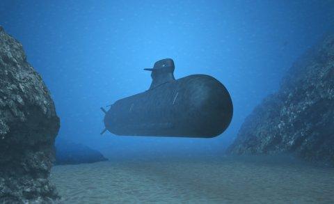 Kockums A26 - одна из самых совершенных на сегодняшний день субмарин-невидимок