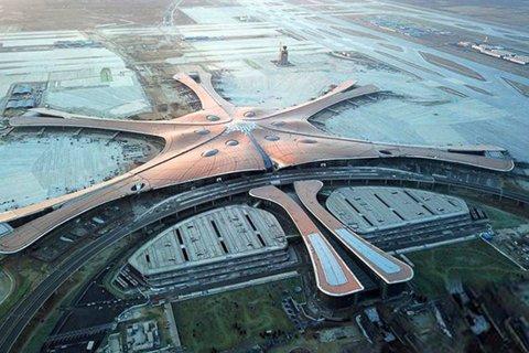 В Пекине открылся новый международный аэропорт