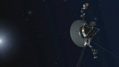 «Вояджер-2» вышел в межзвездное пространство спустя 40 лет