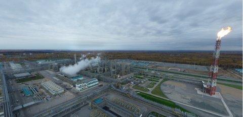 Крупнейший в Европе полимерный завод «Запсибнефтехим» запущен в Тобольске