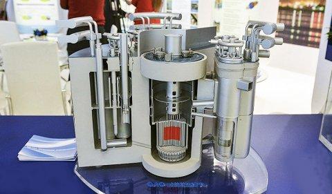 БРЕСТ-ОД-300 реактор на быстрых нейтронах