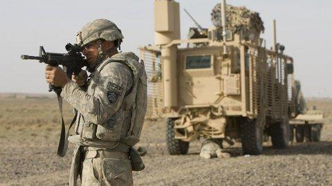 Американский дрон убил 30 мирных афганцев