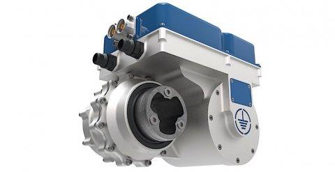 Рекорд удельной мощности (20 кВт/кг) эл.двигателя, созданного при помощи 3Д-печати