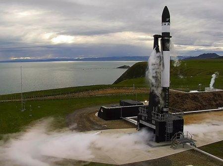"""Запуск ракеты """"Electron"""" компании Rocket Lab завершился неудачей"""