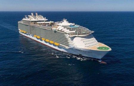 """""""Symphony of the Seas"""" самый большой круизный лайнер"""