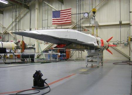 Разработки гиперзвукового оружия в США