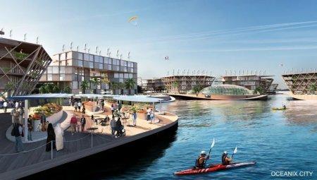 ООН собирается построить плавучий город будущего