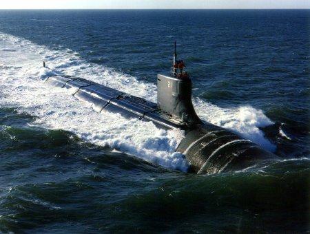 Подводные лодки типа «SEAWOLF»