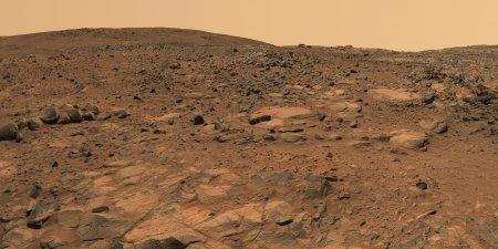 Опубликована самая подробная панорама Марса. Из снимков получился фильм разрешением 4K.
