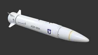 Гиперзвук в США - AGM-183A ARRW