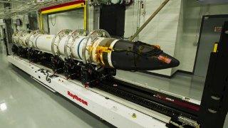 Испытание в США ракеты-перехватчика SM-3 Block IIA