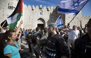 Израильско-палестинский кризис 2021