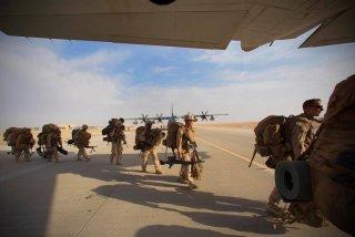 Уход США из Афганистана