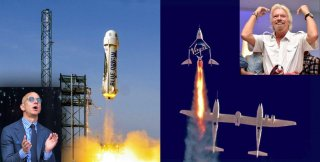 Миллиардеры осваивают космос