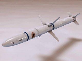 Испытание сверхзвуковой противорадиолокационной ракеты AGM-88G (США)