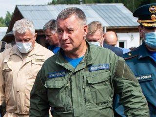 Гибель генерала армии главы МЧС России
