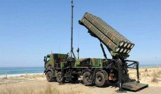 Европейский зенитный ракетный комплекс SAMP-T